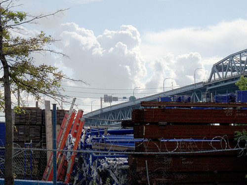 Kosciuzsko Bridge, from 56 road by you.