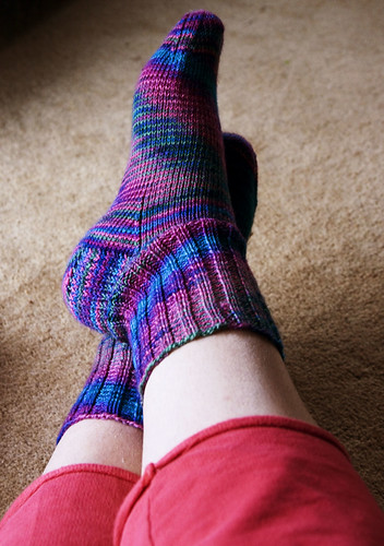 Friendship and Socks