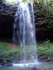 42ª Trilha - Rincão do Meio - Cachoeiras do Assis Brasil e Ponte de Ferro - Itaara RS - 21.09.2008