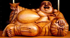 GiriSampath - Laughing Buddha (Flickr)