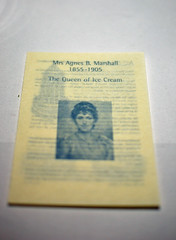 Mrs. Marshall's Margaret Cornet