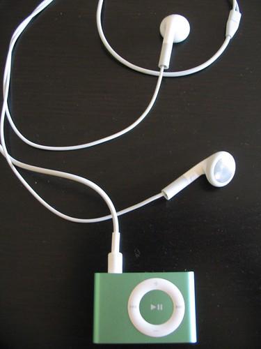 Green Ipod