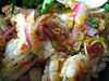 Pasara Grilled Calamari Salad