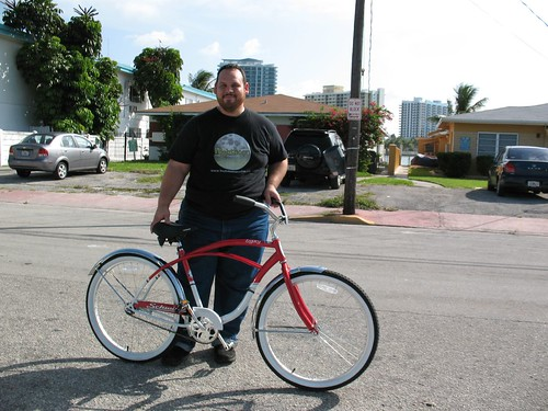 Danny's New Bike