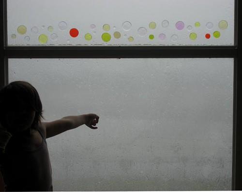 typhoon rain