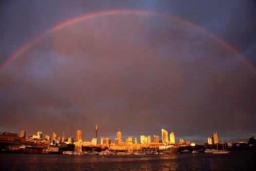 Sydney after the storm