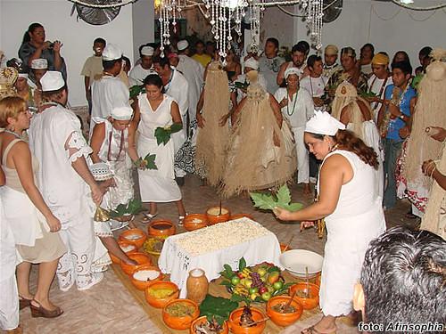 Olubajé de Obaluaê (agosto/2007)