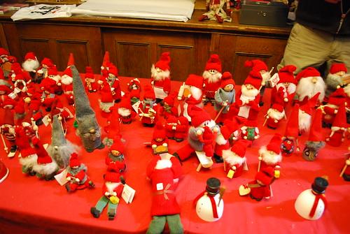 Swedish christmas decorations, Swedish church, NYC