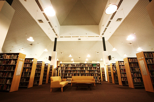 ISEAS library, Singapore