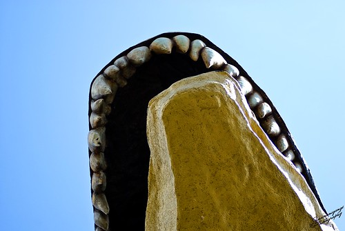 dino mouth