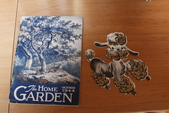 The Home Garden and Poodle Scrap