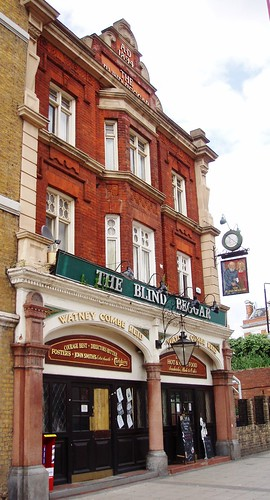 The Blind Beggar (Whitechapel E1)