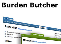 Project Management For Freelancers - Burden Butcher - Mozilla Firefox 3.1 Beta 2 (Build 20081201061100)