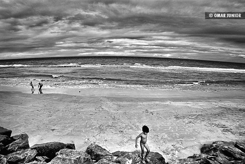 Praia Boa Viagem, Recife | Silver Efex Pro