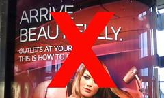 Virgin America No Outlets