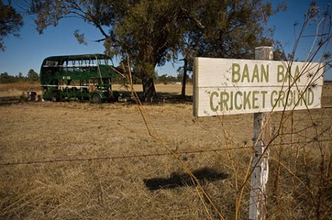 Baan Baa Cricket Club Grandstand