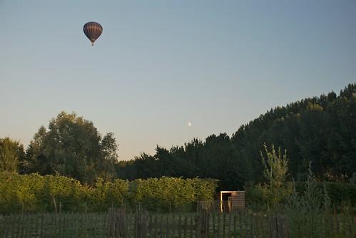 Ballon over Balegem