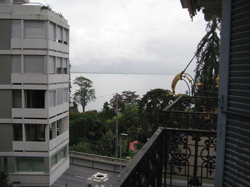 Gruyères und Montreux