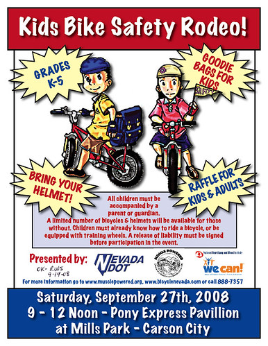 Kids Bike Safety Rodeo