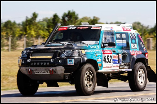"""Dakar 2009 Argentina / Chile • <a style=""""font-size:0.8em;"""" href=""""http://www.flickr.com/photos/20681585@N05/3184083034/"""" target=""""_blank"""">View on Flickr</a>"""