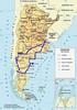 mapa vacaciones patagonia2009enero