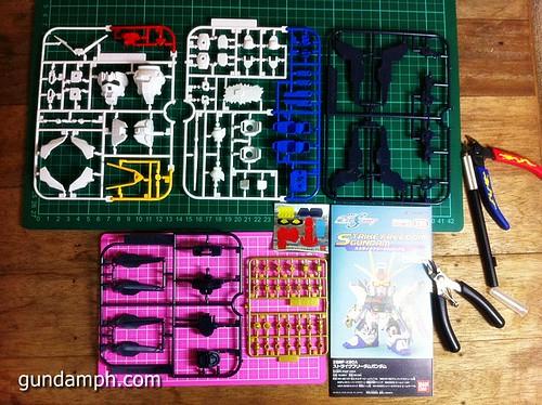 SD Strike Freedom Gundam (6)