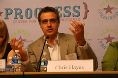 Chris Hayes Speaks