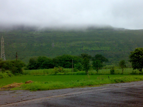 Drive to Kalsubai