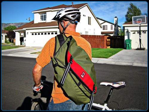 Chrome Commuter Bag