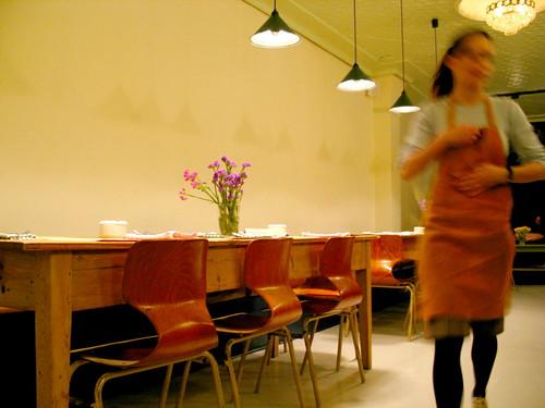 Clarita mesa grande