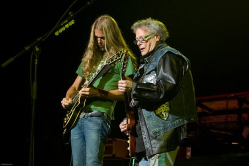 Leslie West & Rose Hill Drive