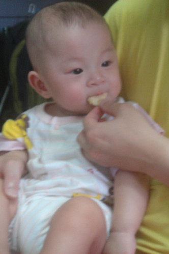 吃餅乾 1