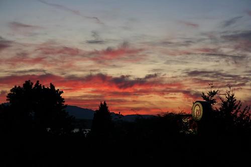 Baskin Robbins Sunset by you.