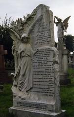 Gravestone of Samuel Coleridge-Taylor,Wallington