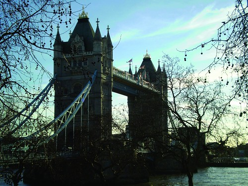 (Tower Bridge) Photo by Erin Furman