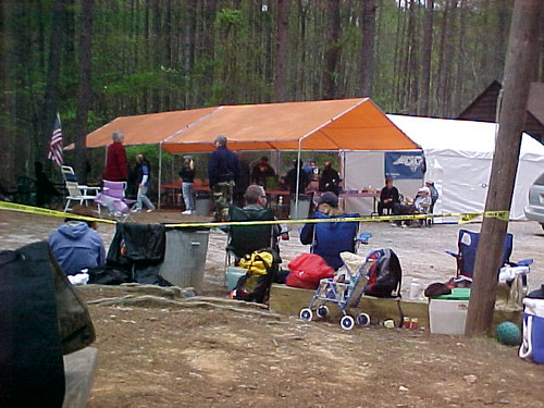 The Food Tent