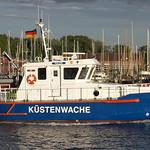 """Polizeiboot """"Greif"""""""