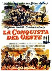 1962-La conquista del Oeste