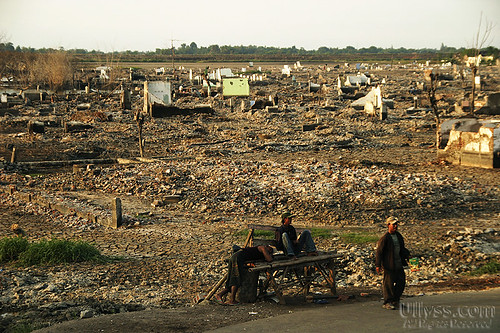 Sidoardjo Disaster in East Java