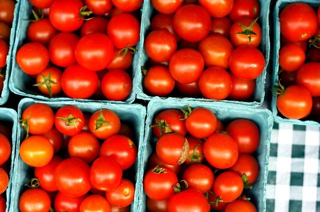 tiny tomatoes