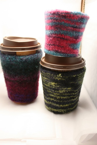 keep my coffee cosy!