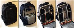 Heavy mode - Lowepro CompuTrekker Plus AW