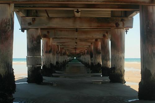 Under the jetty - Rye