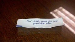 Mean Fortune Cookie