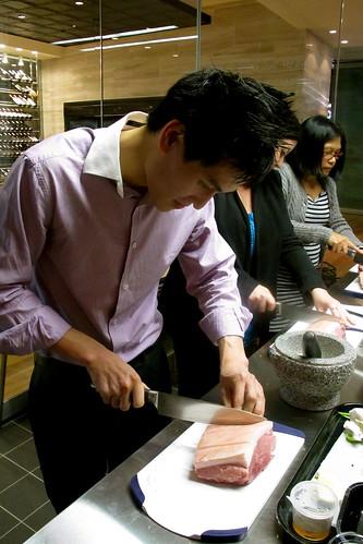 Quarter Twenty-One Cooking School