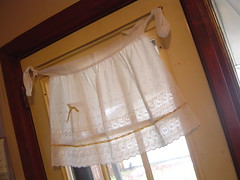 Curtain (Apron) for my kitchen door