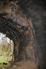Sandsend Tunnel Collapsing Portal