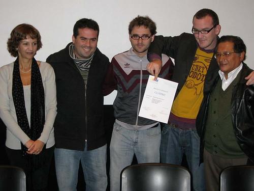 Ganadores del Concurso de Largometrajes Conacine 2008