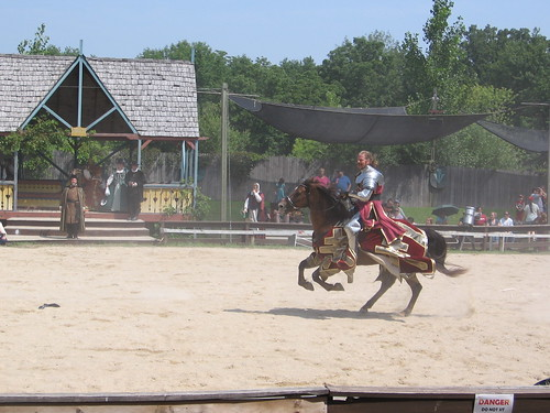 The Victor of the Joust