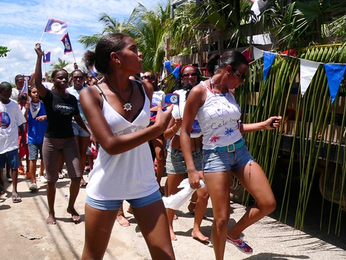 September 10th, Placencia, Belize